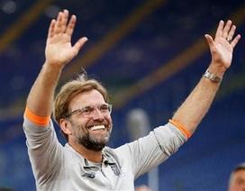 HLV Klopp thừa nhận Liverpool may mắn hơn AS Roma
