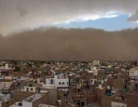 Bão cát tấn công Ấn Độ, 77 người thiệt mạng