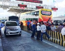 BOT Ninh Lộc giảm 100% phí cho xe loại 1 sau áp lực từ tài xế