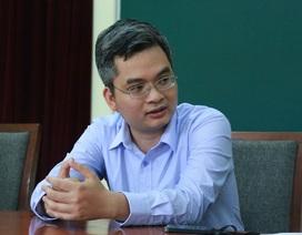 Viện Toán học bổ nhiệm Giáo sư trẻ nhất Việt Nam sinh năm 1982