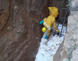 Vụ giếng nhiễm dầu ở Hà Tĩnh: Cần rất nhiều thời gian để khắc phục