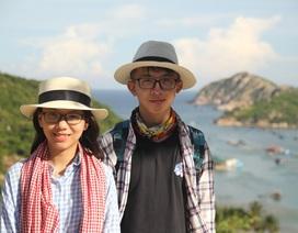 """Nữ sinh """"trường làng"""" nhận học bổng Mỹ 6 tỷ đồng nhờ thích đi du lịch"""