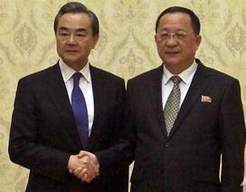 Ngoại trưởng Trung Quốc thăm Triều Tiên lần đầu sau 10 năm
