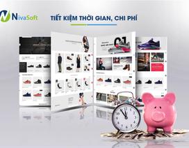 Thiết kế website Nivaweb – giải pháp mới cho bán hàng trực tuyến