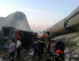 Xử lý trách nhiệm vụ lật tàu tại Thanh Hoá