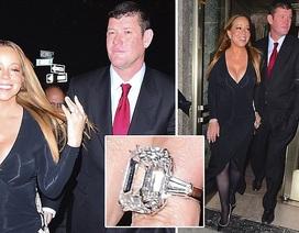 Mariah Carey bán rẻ nhẫn kim cương bồ cũ tặng