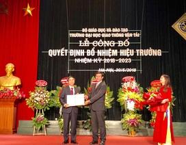 PGS.TS Nguyễn Ngọc Long được bổ nhiệm lại làm Hiệu trưởng ĐH Giao thông Vận tải