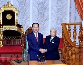 Việt Nam luôn coi Nhật Bản là đối tác quan trọng hàng đầu và lâu dài
