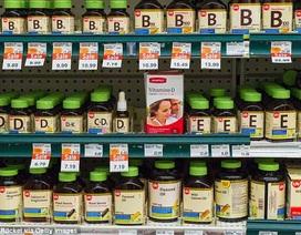 Hầu hết các chế phẩm bổ sung vitamin và khoáng chất là vô dụng và thậm chí có hại