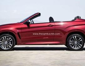 BMW có theo mốt làm SUV mui trần?