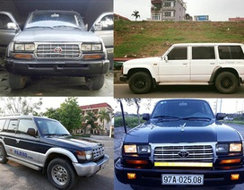 Những chiếc SUV 7 chỗ danh tiếng giá chỉ còn dưới 200 triệu đồng