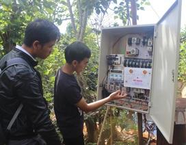 9x chế tạo hệ thống tưới rau… bằng điện thoại