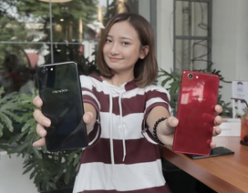 Oppo tung bản rút gọn của F7 tại Việt Nam với giá 6,5 triệu đồng