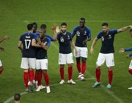 Pogba và Griezmann thư giãn trước chiến dịch World Cup 2018