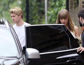 Taylor Swift và bạn trai hò hẹn tại London