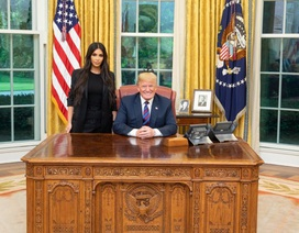 Ông Trump mời sao truyền hình thực tế tới Nhà Trắng bàn cải cách nhà tù