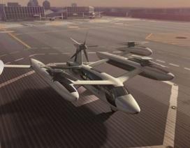 Dang dở với ô tô tự lái, Uber đầu tư sản xuất taxi bay