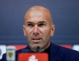 Zinedine Zidane bất ngờ từ chức HLV trưởng Real Madrid