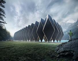 """Khách sạn """"của tương lai"""" với thiết kế kỳ quặc và khó hiểu"""