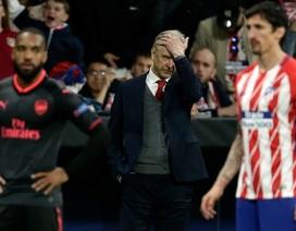 """HLV Arsene Wenger: """"Tôi rất buồn và thất vọng"""""""