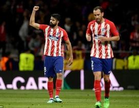 Đánh bại Arsenal, Atletico Madrid lọt vào chung kết Europa League
