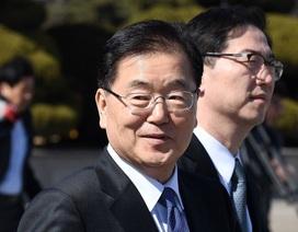 Vì sao cố vấn an ninh Hàn Quốc bí mật tới Mỹ?