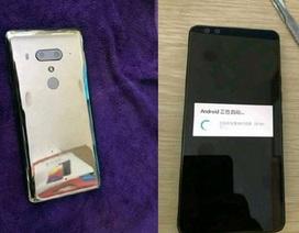 """Lộ ảnh thực tế smartphone """"bom tấn"""" với 4 camera sắp ra mắt của HTC"""