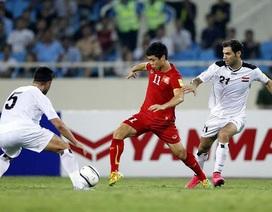 Đội tuyển Việt Nam cùng bảng với Iran, Iraq ở Asian Cup 2019