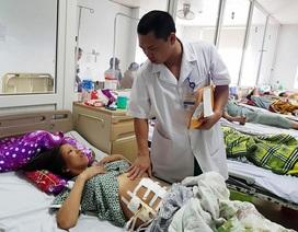 Kịp thời cứu sống sản phụ sinh con thứ 5 bị mất gần hết máu trong cơ thể