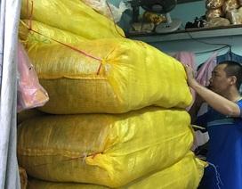 Phát hiện hơn 3,7 tấn chà bông gà không rõ xuất xứ