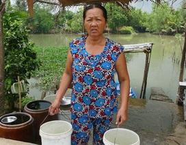 Vụ chê nước máy, ăn nước sông: Cán bộ khẳng định nước máy sạch