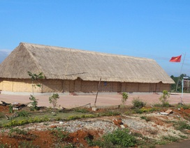 Anh nông dân hiến đất để xây trường, làm nhà văn hóa