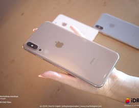 Ngắm bản dựng concept iPhone thế hệ mới siêu đẹp