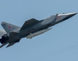 """Tên lửa """"Dao găm"""" tối tân của Nga lộ diện trước giờ G"""