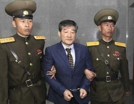 Triều Tiên có thể thả 3 tù nhân Mỹ tại làng đình chiến hôm nay