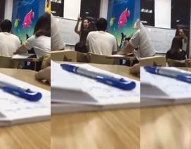 """Vụ """"cô giáo tiếng Anh"""" chửi học viên là """"lợn"""": Yêu cầu dừng toàn bộ lớp học, bồi hoàn học phí"""
