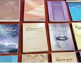 """Xử lý nhóm truyền đạo """"Hội Thánh Đức Chúa Trời Mẹ"""" ở Ninh Thuận"""