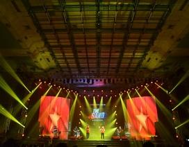 11 ban nhạc đã chính thức bước vào chung kết toàn quốc The Band