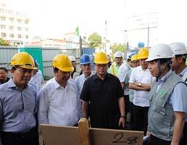 Cân nhắc khai thác đoạn trên cao đường sắt ga Hà Nội – Nhổn từ năm 2020