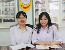 Hai học sinh Lào Cai giành học bổng hàng trăm ngàn USD vào đại học Mỹ