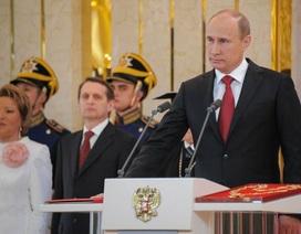 Lễ nhậm chức của các Tổng thống Nga