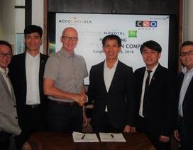 CEO Group và Accor ký kết bản ghi nhớ phát triển tổ hợp Sonasea Van Don Complex