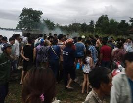 2 nữ sinh chết đuối thương tâm trên sông Đồng Nai