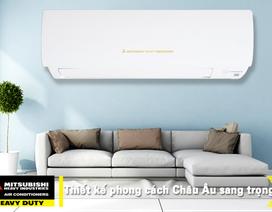 Điều hòa Mitsubishi Heavy ra mắt sản phẩm inverter tiết kiệm điện mới YT