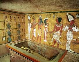 Sáng tỏ giả thiết về sự tồn tại căn phòng bí mật trong lăng mộ Pharaoh Tutankhamun