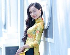 """Nữ kế toán viên Nghệ An sở hữu số đo """"chuẩn"""" như người mẫu"""