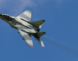 Israel suýt bắn hạ máy bay chiến đấu Nga