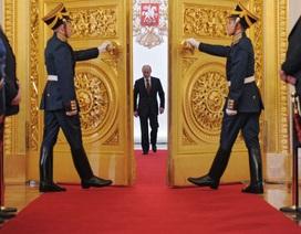 Cận cảnh nơi Tổng thống Putin sắp tuyên thệ nhậm chức