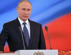 Tổng thống Putin: Nước Nga tái sinh như phượng hoàng lửa