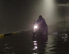 Đà Nẵng yêu cầu khắc phục khẩn vụ hầm chui trăm tỷ ngập nước